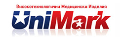 Unimark.info – Апарати за измерване на кръвно налягане и инхалатори, Лого
