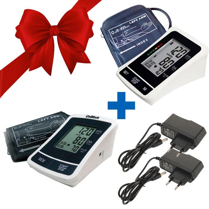 Дигитален апарат за измерване на кръвно налягане с маншон..